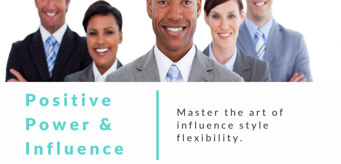 THE POSITIVE POWER & INFLUENCE PROGRAMME
